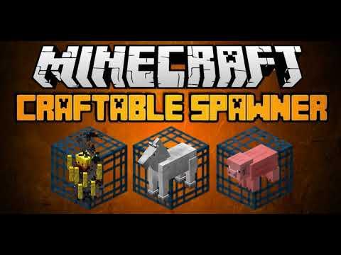 Mob Spawner Control Mod para Minecraft 1.12.2 - como descargar e intalar