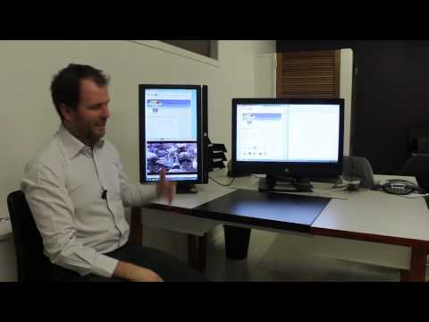 A look at the HP Touchsmart 8300 and HP Z1 All-in-one computers