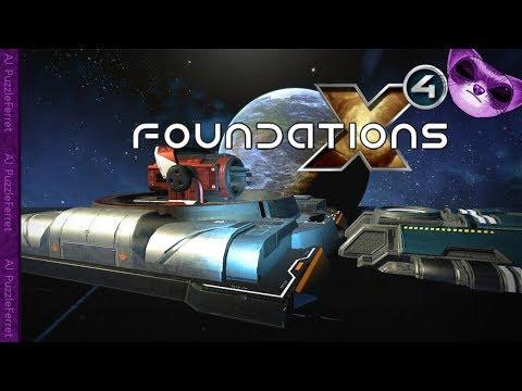 X4 Foundations Ep111 - Taking Argon Prime!