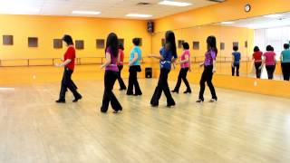 Just Lie To Me - Line Dance (Dance & Teach in English & 中文)