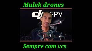 Mulek drones dji Fpv e Air 2 sucesso pra quem corre atras????????