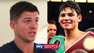"""I will BREAK Ryan Garcia down & stop him!"" 