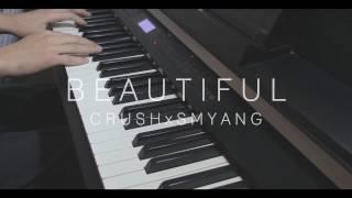 [Goblin 도깨비 OST 4] Crush (크러쉬) - Beautiful - Piano Cover