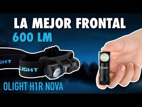 Olight H1R Nova - La Mejor Linterna Frontal (600LM) | Review