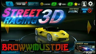 Street Racing 3D Game Cheat | Get Unlimited Coin Gemz