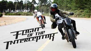 Flight of The Interceptor: OEM x RE