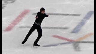 2018平昌 PyeongChang Mikhail Kolyda Figure Skating Team Men