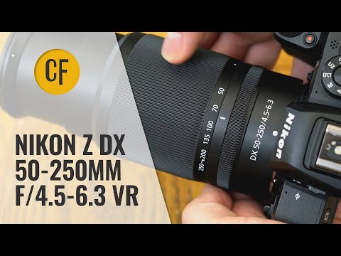 External Review Video r05oDYiRuCI for Nikon NIKKOR Z DX 50-250mm f/4.5-6.3 VR Lens
