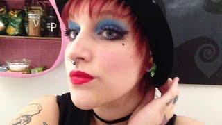 """""""Cabaret"""" Liza Minneli Makeup/Cosplay (Mein Herr)"""
