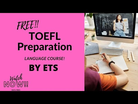 Free TOEFL classes by ETS | ABCS - YouTube