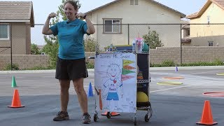 Teaching Expectations In Elementary PE Through Movement