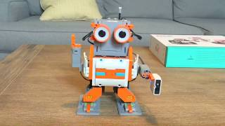UBTECH Jimu Robot AstroBot Kit Unboxing: Cool Robot That Dance