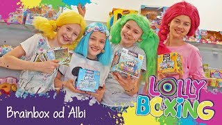 Lollyboxing 15 - Brainbox od Albi