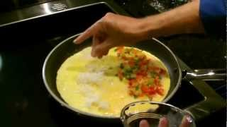 How To Make An Omelet    Easy