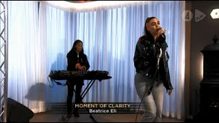 Beatrice Eli - Moment of Clarity @ Nyhetsmorgon tv4 25 januari 2015