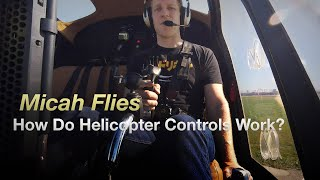 How helicopter controls work