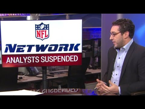 NFL Network suspends analysts after sexual harassment lawsuit