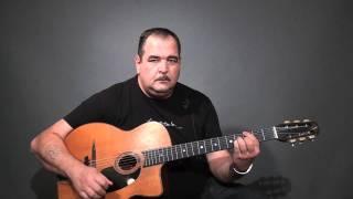 Hono Winterstein - Gypsy Jazz Rhythm - Variations (Lesson Excerpt)