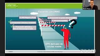 Transferencia clínica de las terapias celulares para DMAE