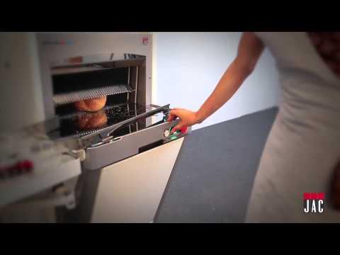 video 1, Trancheuses pain à cadres auto ECO+ 600