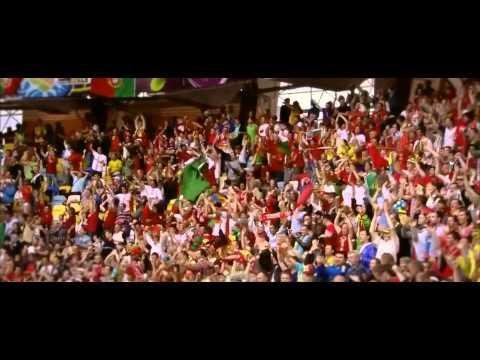 Bài hát cổ động cực hay của đội tuyển Bồ Đào Nha (Vai Portugal - Kika)
