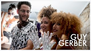 Guy Gerber at Caf Mambos dj booth