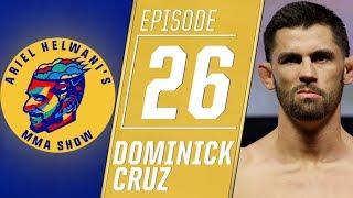 Dominick Cruz feels 'extreme sadness' after latest injury   Ariel Helwani's MMA Show