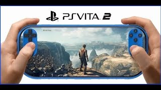 PS VITA 2 _ Announcement Video 2018