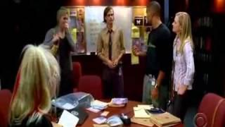 Criminal Minds 2x01 - Hotch saying bad words