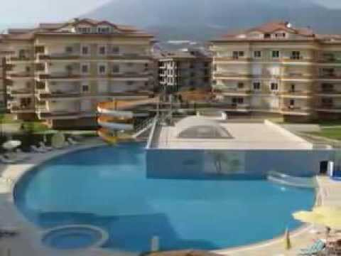 Oba Crown Resort Residence Videosu