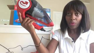 Dirt Devil Hand Vac Review