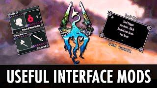 Skyrim Mods: Useful Interface Mods