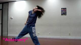 "Jasmin J4S Yeung - ""Accessory"" by Jordyn Taylor Choreography"