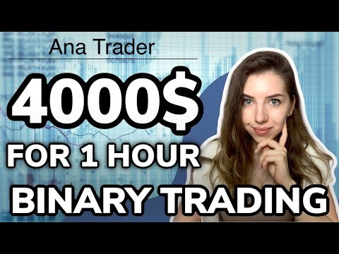 Profitable strategies when trading binary options