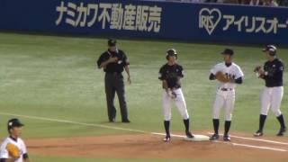 侍ジャパン大学代表の猛攻①!初回5点先制