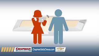 Chapman Chevrolet- Everyday Savings