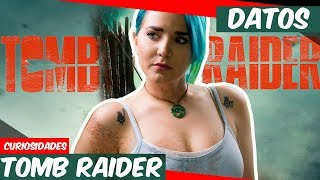 10 DATOS CURIOSOS DE LA PELÍCULA TOMB RAIDER - VIDEO PIXELBOX
