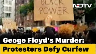 Black Lives Matter Chant Amid Massive Black Tuesday Protests In US - Download this Video in MP3, M4A, WEBM, MP4, 3GP