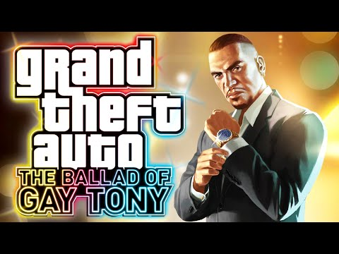 GTA 4 - The Ballad Of Gay Tony - BEST DLC EVER! (Grand Theft Auto IV DLC) (Funny Moments)