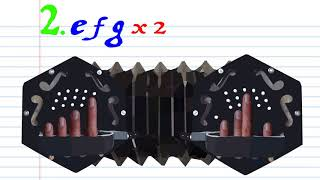 How to Play Frère Jacques on the Anglo Concertina