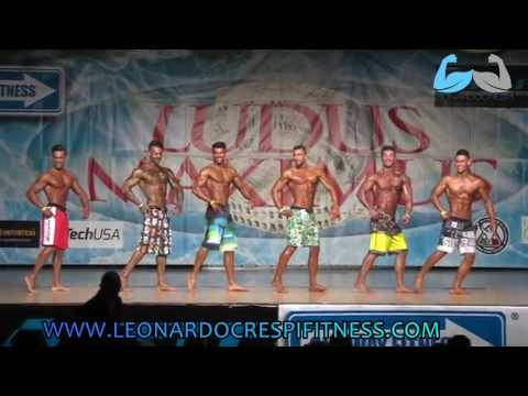 Leonardo Crespi Fitness Man's Physique