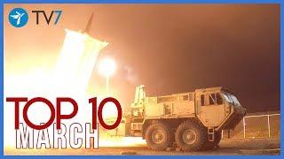 Monthly Recap - March Top10 TV7 Israel News