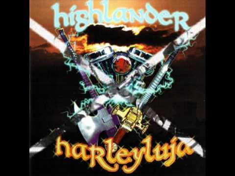 Highlander - The Biker's Prayer