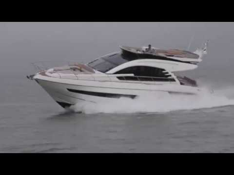 Fairline Squadron 53 video