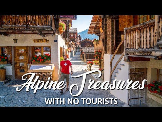 Grimentz The Most Beautiful Unknown Village Of Switzerland Val D Anniviers Saint Luc