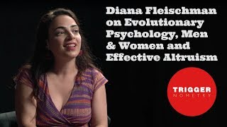 Dr Diana Fleischman on Evolutionary Psychology, Men & Women & Effective Altruism