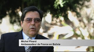 Destination Francophonie #50 Bonus 6 : Michel Pinard