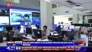 BMKG Indonesia Masuki Musim Hujan Pada November
