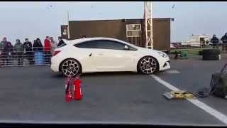 Audi S3 Vs Vauxhall Astra Gtc Vxr Crail Raceway