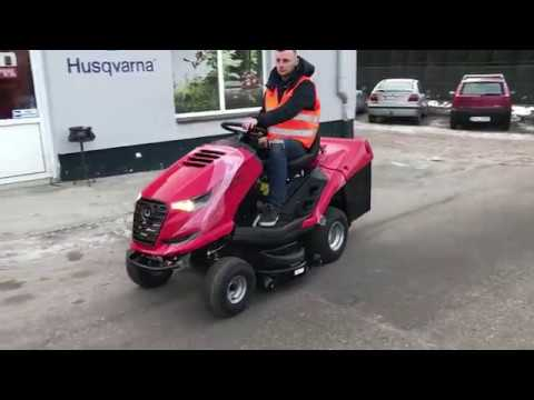Traktorek kosiarka Cedrus Challenge MJ 102/22H